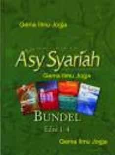 bundel-asy-syariah-edisi-1-2-3-4