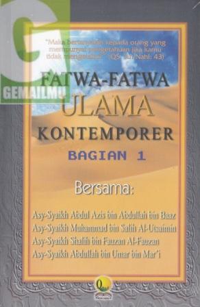 fatwa-fatwa-ulama-kontemporer-gema-ilmu