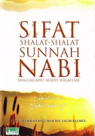 sifat shalat sunnah nabi gema ilmu toko buku agama islam online