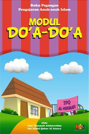 Modul Doa-Doa, Buku Pegangan Pengajaran Anak-anak TPA