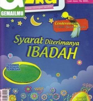 Majalah Anak Islam Azka Edisi 20 Tahun II 2013M/1434H