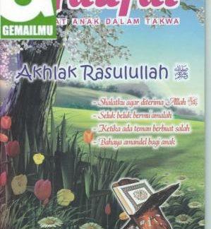 Majalah Anak Islam Naufal Edisi 04 Vol 1 1434 H - 2013