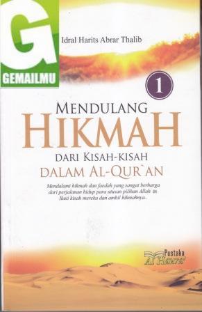 Cover Buku Mendulang Hikmah dari Kisah-Kisah dalam Al-Qur'an