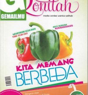 Majalah Muslimah Qonitah Edisi 08 vol 01 1434 H – 2013 M