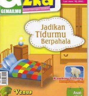 Majalah Anak Islam Azka Edisi 21 Tahun II 2013M/1434H