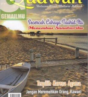 Majalah Qudwah Edisi 14 Vol.1 1435H-2014M