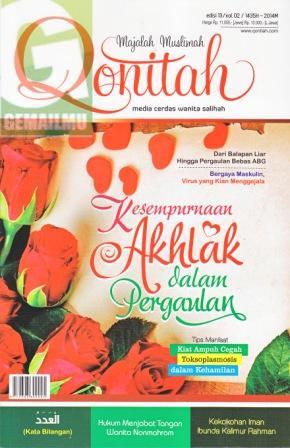 majalah-muslimah-qonitah-edisi-13-vol-02-1435h-2014m-gema-ilmu