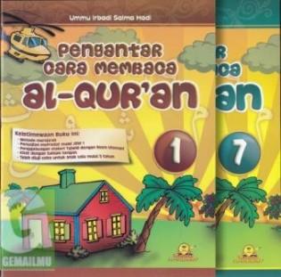 Pengantar Cara Membaca Al-Quran 1 2 3 4 5 6 7