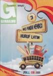 Aku Pandai Membaca Huruf Latin jilid 3
