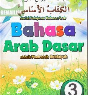 Bahasa Arab Dasar Untuk Madrasah Ibtidaiyah Kelas 3