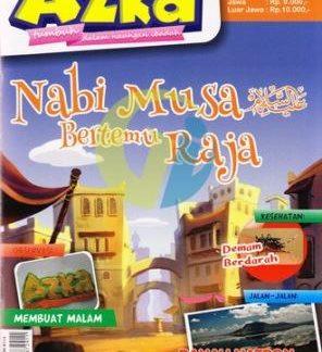 majalah-anak-islam-azka-edisi-30-tahun-iii-2015m-1436h-nabi-musa-bertemu-raja