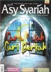 Majalah Asy-Syariah Edisi 110 Vol.IX 1436H-2015 dan Sakinah