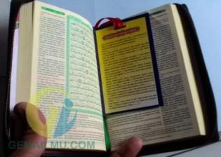 Al-Quran Terjemah Al Kamil Darus Sunnah Dilengkapi Tema Penjelas Kandungan Ayat