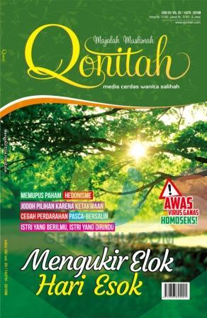 Majalah Muslimah Qonitah Edisi 26