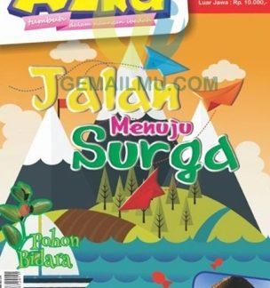 Majalah Anak Islam Azka Edisi 33