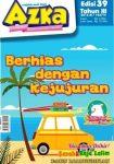 Majalah Anak Islam Azka Edisi 39