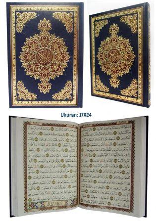 Jual Al Quran Khot Utsmani A3 Darul Bashoir