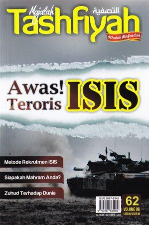 Majalah Tashfiyah Edisi 62 Awas Teroris ISIS