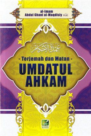 Terjemah Dan Matan Umdatul Ahkam