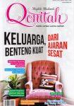 Majalah Muslimah Qonitah Edisi 31 Keluarga Benteng Kuat Dari Ajaran Sesat