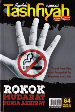 Majalah Tashfiyah Edisi 64 Tema Rokok Mudharat Dunia Akhirat