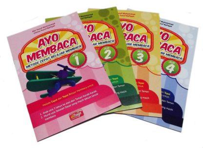 Buku Paket Ayo Membaca Penerbit At Tuqa