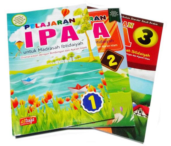 buku paket pelajaran ipa