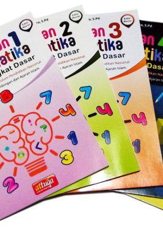 Buku Paket Pelajaran Matematika Untuk Tingkat Dasar Penerbit At Tuqa