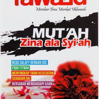 Majalah Fiqih Islami Fawaid Edisi 19 Mut'ah Zina Ala Syiah