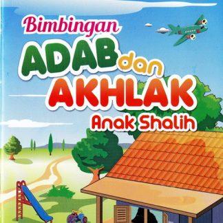 Buku Paket Pelajaran Bimbingan Adab Dan Akhlak Anak Shalih 4