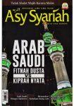 Asy Syariah Edisi 118 Tema Arab Saudi Fitnah Dusta VS Kiprah Nyata
