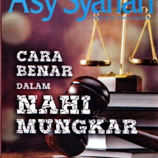 Asy Syariah Edisi 119 Tema Cara Benar Dalam Nahi Mungkar