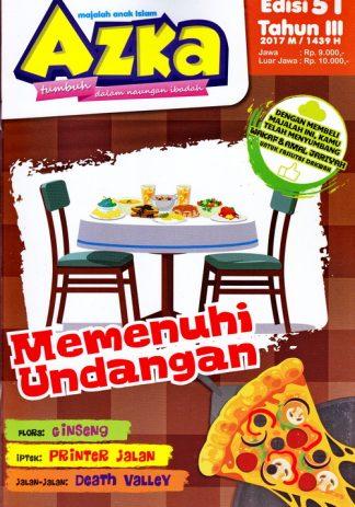 majalah azka edisi 51