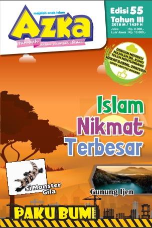 majalah azka edisi 55