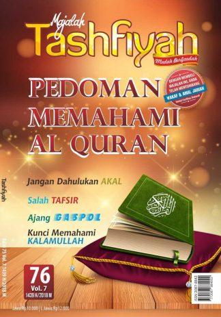 majalah tashfiyah edisi 76